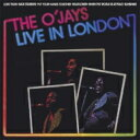 Artist Name: O - O'Jays オージェイズ / Live In London 輸入盤 【CD】