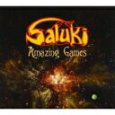 艺人名: S - 【送料無料】 Saluki / Amazing Games 輸入盤 【CD】