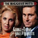 Artist Name: G - George Jones / Tammy Wynette / 16 Biggest Hits 輸入盤 【CD】