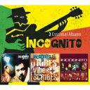 藝人名: I - Incognito インコグニート / 3 Essential Albums 輸入盤 【CD】