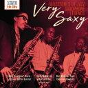精選輯 - 【送料無料】 Very Sexy: Milestones Of Jazz Saxophone Legends (10CD) 輸入盤 【CD】
