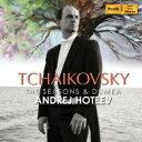 作曲家名: Ta行 - 【送料無料】 Tchaikovsky チャイコフスキー / 四季、ドゥムカ アンドレイ・ホテーエフ 輸入盤 【CD】