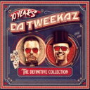 藝人名: D - Da Tweekaz / Definitive Collection 【CD】
