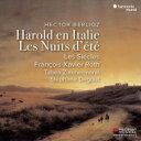 Composer: Ha Line - 【送料無料】 Berlioz ベルリオーズ / イタリアのハロルド、夏の夜 フランソワ=グザヴィエ・ロト&レ・シエクル、タベア・ツィンマーマン、ステファヌ・ドゥグー 輸入盤 【CD】