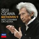 Composer: Ha Line - Beethoven ベートーヴェン / 交響曲第9番『合唱』 小澤征爾&水戸室内管弦楽団、東京オペラシンガーズ、他 輸入盤 【CD】