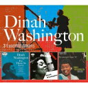 藝人名: D - Dinah Washington ダイナワシントン / 3 Essential Albums (3CD) 輸入盤 【CD】