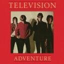 【送料無料】 Television (Rock) テレビジョン / Adventure【Start Your Ear Off Right 2019 限定盤】(レッド・ヴァイナル仕様 / アナログレコード / Rhino) 【LP】