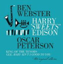 藝人名: B - Ben Webster / Harry Edison / Oscar Peterson / King Of The Tenors / Gee Baby Ain't I Good To You 輸入盤 【CD】