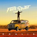 艺人名: K - Khalid / Free Spirit 【CD】