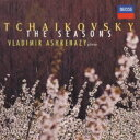 Composer: Ta Line - Tchaikovsky チャイコフスキー / The Seasons, Etc: Ashkenazy 輸入盤 【CD】