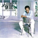 Artist Name: L - Lionel Richie ライオネルリッチー / Can't Slow Down 【CD】