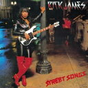 艺人名: R - Rick James リックジェームス / Street Songs 【CD】