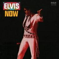 【送料無料】 Elvis Presley エルビスプレスリー / Elvis Now (ゴールド&レッド・ヴァイナル仕様 / 180グラム重量盤レコード / Friday Music) 【LP】