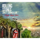 【送料無料】 Rolling Stones ローリングストーンズ / Sweet Summer Sun - Hyde Park Live <Live In Hyde Park, United Kingdom, 2013 / Japanese Version / 3 Disc Set> (Blu-ray+2SHM-CD) 【BLU-RAY DISC】