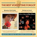 Artist Name: W - 【送料無料】 Wanda Stafford / Patricia Scot / In Love For The Very First Time / Once Around The Clock 輸入盤 【CD】