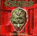 Kreator クリエイター / Violent Revolution 輸入盤 【CD】