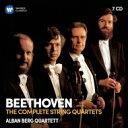 作曲家名: Ha行 - 【送料無料】 Beethoven ベートーヴェン / 弦楽四重奏曲全集 アルバン・ベルク四重奏団(1978-83)(7CD) 輸入盤 【CD】