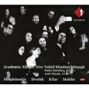 作曲家名: Ma行 - 【送料無料】 Mahler マーラー / (Chamber)sym, 4, : Khadem-missagh / Academia Allegro Vivo Hartelius(S) +mendelssohn: Siirala(P), Dvorak, Etc 輸入盤 【CD】