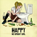 藝術家名: Na行 - NO BRIGHT GIRL / HAPPY 【CD】
