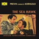 作曲家名: Ka行 - Korngold コルンゴルト / 『シー・ホーク』組曲、『海賊ブラッド』組曲、『女王エリザベス』組曲、『放浪の王子』組曲 アンドレ・プレヴィン&ロンドン交響楽団 【SHM-CD】