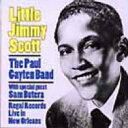 艺人名: J - Jimmy Scott ジミースコット / Regal Records - Live In New Orleans 【CD】