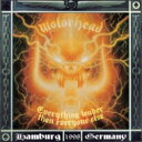 Artist Name: M - Motorhead モーターヘッド / Everything Louder Than Everyone Else 輸入盤 【CD】