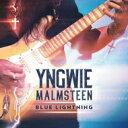 Yngwie Malmsteen イングベイマルムスティーン / Blue Lightning (アナログレコード) 【LP】