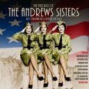 藝人名: A - Andrews Sisters アンドリューズシスターズ / Very Best Of (2CD) 輸入盤 【CD】