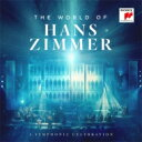 【送料無料】 Hans Zimmer ハンスジマー / World Of Hans Zimmer - A Symphonic Celebration (Live) 輸入盤 【CD】