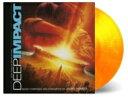 乐天商城 - ディープ インパクト / ディープ インパクト Deep Impact オリジナルサウンドトラック (JAMES HORNER)【750枚限定】(オレンジ・ヴァイナル仕様 / 2枚組 / 180グラム重量盤レコード / Music On Vinyl) 【LP】