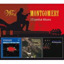 艺人名: W - Wes Montgomery ウェスモンゴメリー / 3 Essential Albums (3CD) 輸入盤 【CD】