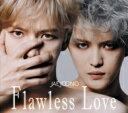 【送料無料】 JEJUNG (JYJ) ジェジュン / Flawless Love 【TYPE A】 ( Blu-ray) 【CD】