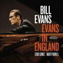 艺人名: B - 【送料無料】 Bill Evans (Piano) ビルエバンス / Evans In England (2CD) 輸入盤 【CD】