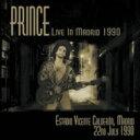 藝人名: P - 【送料無料】 Prince プリンス / Live In Madrid 1990 (2CD) 輸入盤 【CD】