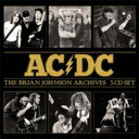 Artist Name: A - AC/DC エーシーディーシー / Brian Johnson Archives (3CD) 輸入盤 【CD】
