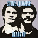 艺人名: S - Stone Alliance / Heads Up 【CD】