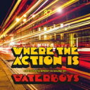 Artist Name: W - 【送料無料】 Waterboys ウォーターボーイズ / Where The Action Is 【CD】