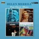 藝人名: H - Helen Merrill ヘレンメリル / Four Classic Albums (2CD) 輸入盤 【CD】