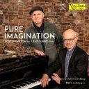 Artist Name: S - 【送料無料】 Scott Hamilton / Paolo Birro / Pure Imagination 輸入盤 【SACD】