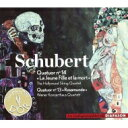 作曲家名: Sa行 - Schubert シューベルト / String Quartet, 13, 14, : Vienna Konzerthaus Q Hollywood Sq 輸入盤 【CD】