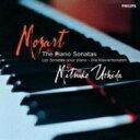 【送料無料】 Mozart モーツァルト / ピアノ ソナタ全集 内田光子(5CD) 輸入盤 【CD】
