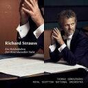 Composer: Sa Line - 【送料無料】 Strauss, R. シュトラウス / 英雄の生涯、『ばらの騎士』組曲 トマス・セナゴー&ロイヤル・スコティッシュ・ナショナル管弦楽団 輸入盤 【CD】