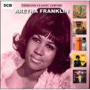 Artist Name: A - Aretha Franklin アレサフランクリン / Timeless Classic Albums 輸入盤 【CD】