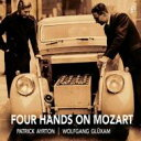 Composer: Ma Line - 【送料無料】 Mozart モーツァルト / Works For Piano 4 Hands: Ayrton Gluxam(Cemb) 輸入盤 【CD】