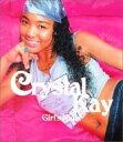 Crystal Kay クリスタルケイ / Girl's Night 【CD Maxi】