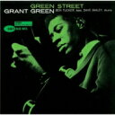 Artist Name: G - Grant Green グラントグリーン / Green Street 【CD】