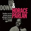 藝人名: H - Horace Parlan ホレスパーラン / Up And Down 【CD】