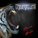 艺人名: N - Nitrate (Metal) / Open Wide 輸入盤 【CD】