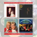 Artist Name: P - 【送料無料】 Porter Wagoner / Dolly Parton / Once More / Two Of A Kind / Together Always 輸入盤 【CD】