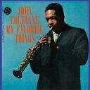 藝人名: J - 【送料無料】 John Coltrane ジョンコルトレーン / My Favorite Things (モノラル ヴァージョン)(Mqa-cd / Uhqcd) 【Hi Quality CD】